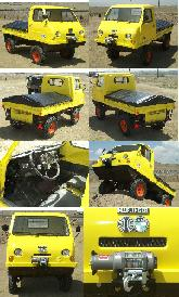Yellow Hard Haf With Winch!